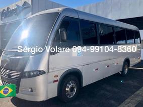Micro Ônibus Volare W8 - On Executivo Prata 2009/2010
