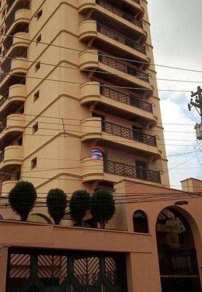 Apartamento À Venda E Locação, Centro, Santo André - Ap3286. - Ap3286