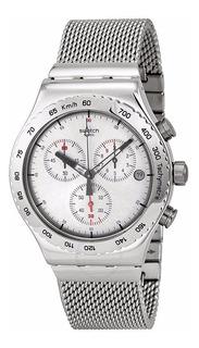 Reloj Swatch Silverish Yvs405g