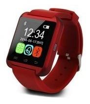 Smartwatch Nuevo Rojo,negro Y Blanco