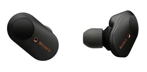 Sony Wf-1000xm3 Fone De Ouvido Sem Ruído