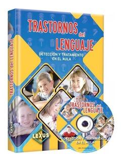 Libro Trastornos Del Lenguaje 1 Vol + 1 Cd