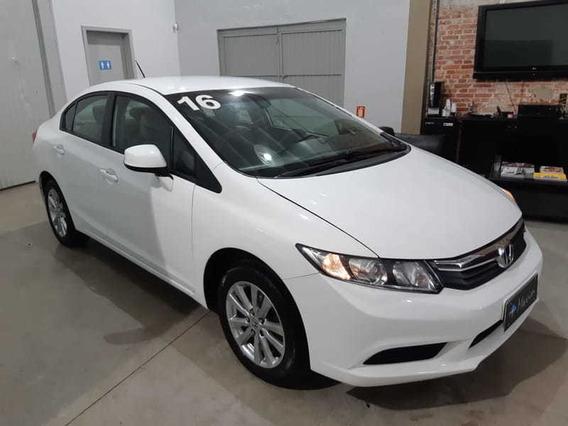 Honda Civic Lxs 1.8 16v Flex Automático