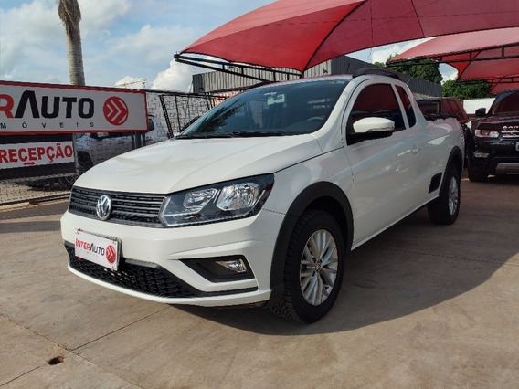 Volkswagen Saveiro Trendline 1.6 Msi Ce
