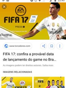 Fifa 17 Em Midia Digital Jogo Offiline E Online A Conta Sua