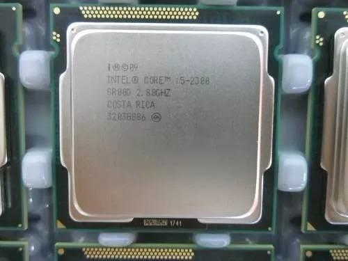 Processador Intel Core I5 2300 + Cooler Lga 1155
