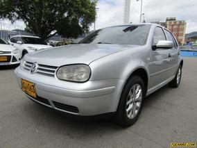Volkswagen Golf Comfortline Mt 2000cc 5p