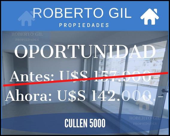 Cullen 5050 - Dto 2 Amb - A Estrenar - Villa Urquiza