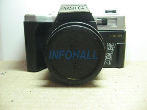 Camera Yashica 2000n No Estado Sem Teste Sem Garantia