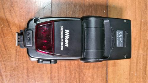 Imagem 1 de 5 de Flash Nikon Sb-800