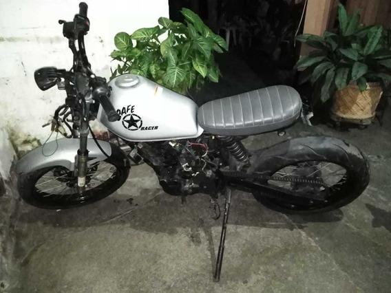 Moto Nkd125 Modelo 2007