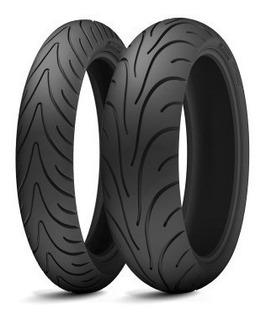 Cubierta Michelin Pilot Road 2 190 50 17 - Sti Motos