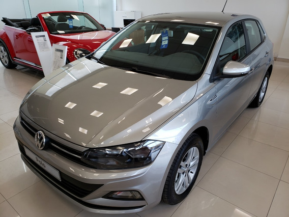 Volkswagen Polo 1.6 Comfortline Plus At 2019 0 Km