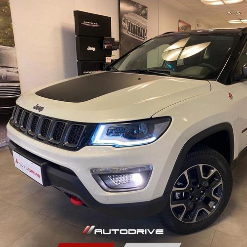 Jeep Compass Trailhawk 2.0 Turbo Diesel 4x4 At9 My 2021 H