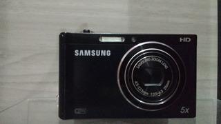 Camera Digital Samsung Smart C/camera Frontal Preta Promocao
