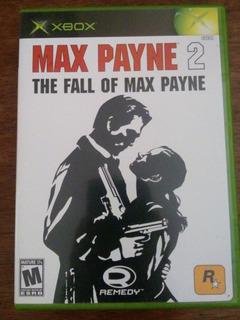 Max Payne 2 The Fall Of Max Payne _ Xbox _ Shoryuken Games