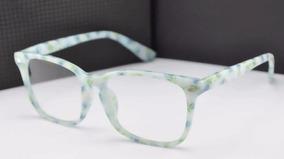 Armação Óculos De Grau Quadrado Grande Masculino Feminino Bt
