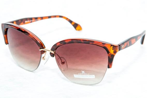 Óculos De Sol Feminino Artioli Uv400 Frete Grátis Br9155