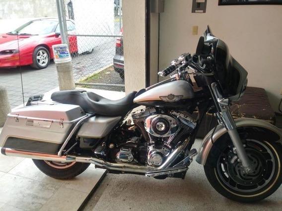 Moto Harley Davidson Mod 2003 100 Aniversario