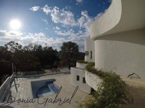 Casa À Venda No Condomínio Marambaia Em Vinhedo/sp. - Ca002598 - 68395069