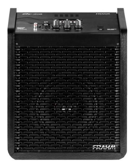 Caixa Multi-uso Chroma Battery Black 100w 6 Polegadas Frahm