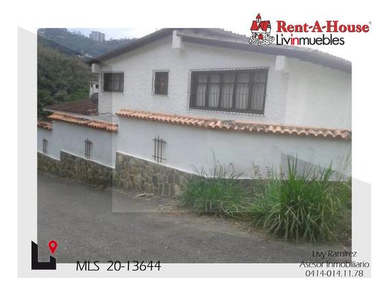 Casa En Venta. Potrerito Mls #20-13644