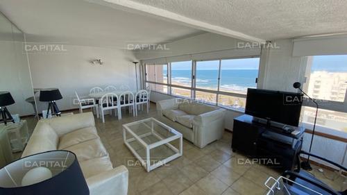 Imagen 1 de 30 de Apartamento Con Vista Al Mar En Venta - Punta Del Este Peninsula-ref:31431