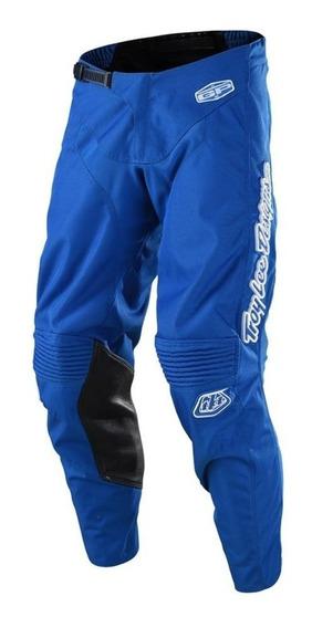 Pantalón Troy Lee Gp Air Mono Azul / Lavalle Motos