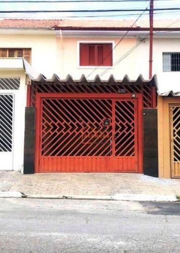 Imagem 1 de 19 de Sobrado À Venda, 140 M² Por R$ 550.000,00 - Vila Aricanduva - São Paulo/sp - So0444