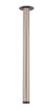 Pe Mesa Tubo 1.1/2 X 75cm Inox Polido
