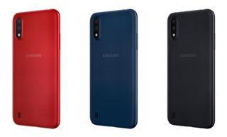 Celular Samsung A01 32gb/2gb Ram Cam 13mpx/2mpx