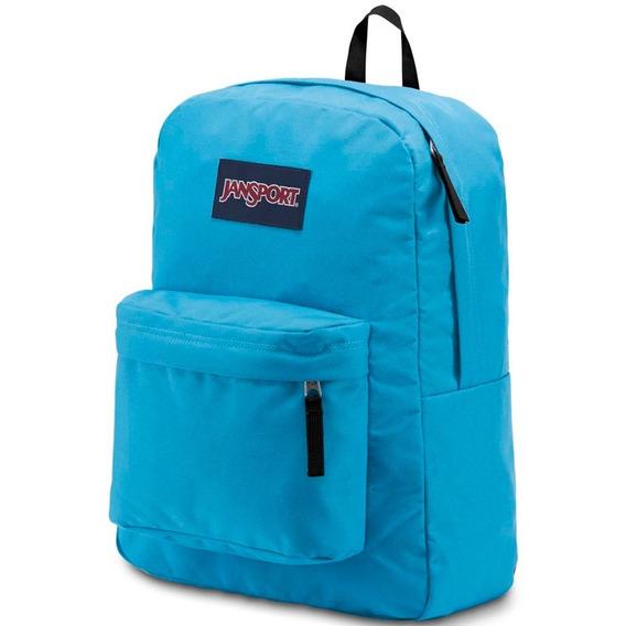 Mochila Jansport ® Superbreak Celeste Coastal Blue