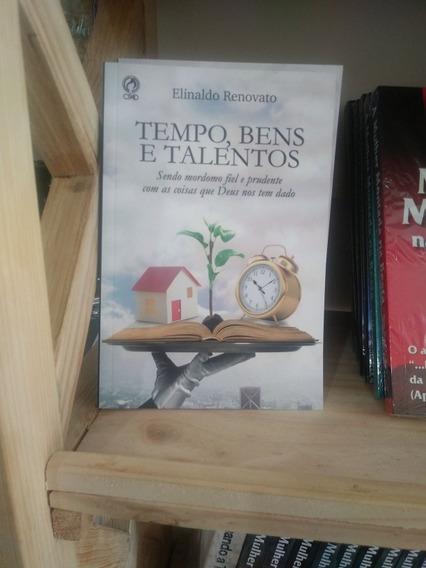 Tempo, Bens E Talentos (livro De Apoio Adultos Do 3º Tr. De
