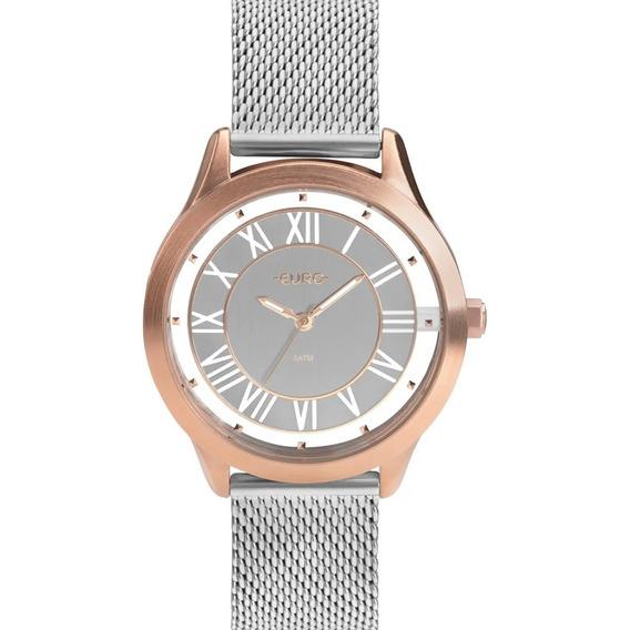 Relógio Euro Ouse Ser Você Mesma Eu2039jj/5k
