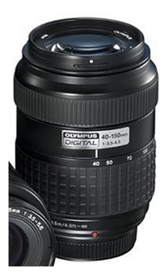 Lente Zoom Original Olympus 40-150mm Super Conservada