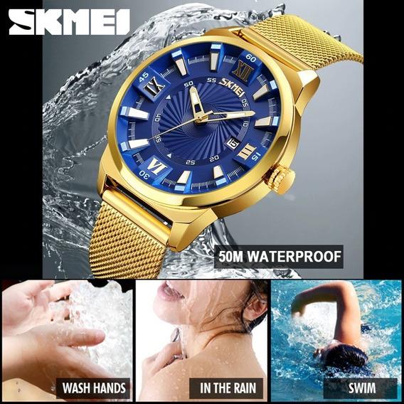 Relógio Skmei Original Luxo Militar Esportivo Analogico Promoçao!!!