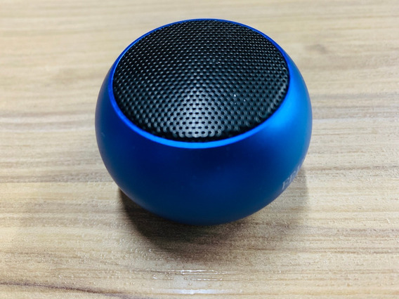 Caixa De Som Bluetooth 3.0 Feitun Cores Fn0006 Mini Speaker