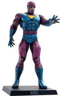 Figura De Plomo - Marvel Mega Especial - Centinela - Nueva