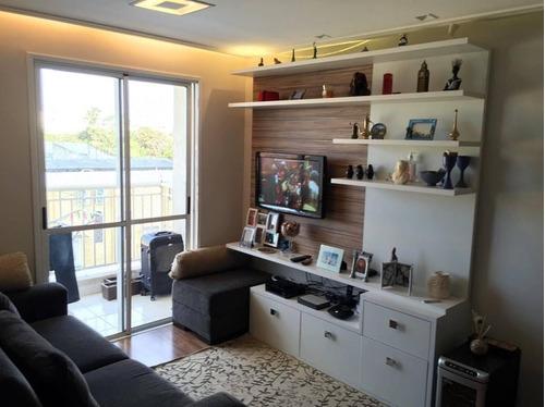 Apartamento À Venda Em Vila João Jorge - Ap000021