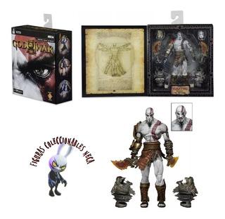 God Of War 3 Ultimate Neca Kratos