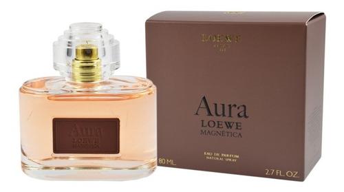 Imagen 1 de 2 de Aura Loewe Magnetica 80 Ml De Loewe