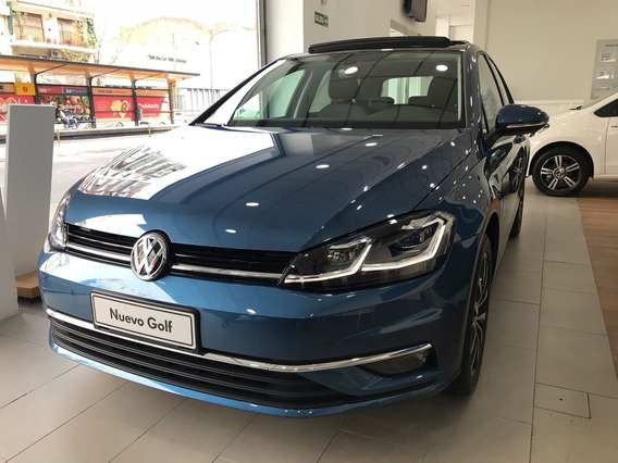Volkswagen Golf 1.4 Highline Tsi Dsg 150cv Vw Cuero 0km 2020