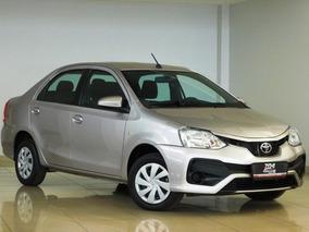 Toyota Etios Sedan Xs 1.5 16v Flex, Qms5995