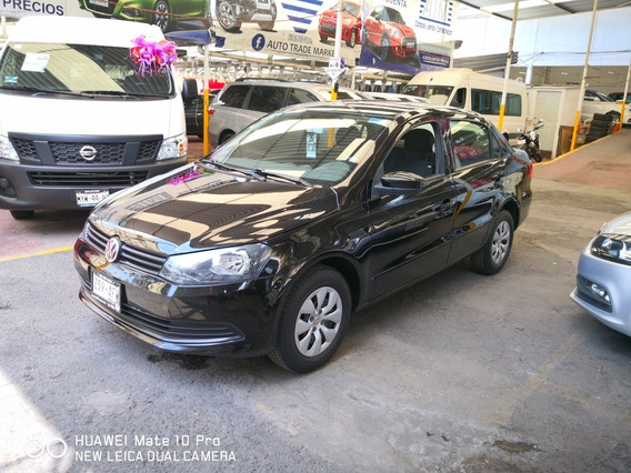 Volkswagen Gol 1.6 Cl I-motion Pseg At 4 P 2015