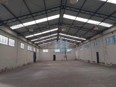 Galpão Industrial Para Locação, Jardim Boa Vista, Hortolândia. - Ga0012