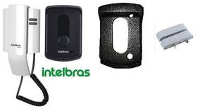 Kit Porteiro Ipr 8010 Intelbras Com Protetor Colonial