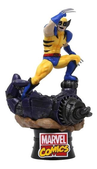 Wolverine - D-stage - Marvel Comics - Beast Kingdom