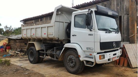 Mercedes-benz Mb 1218 -1996 Toco Caçamba Rj