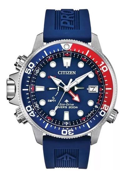 Relogio Citizen Bn2038-01l Eco-drive Promaster Aqualand