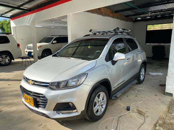 Vendó Chevrolet Tracker Cara Nueva Modelo 2017
